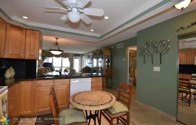 750 N Ocean Blvd #1109, Pompano Beach, FL 33062 (MLS #F10110308) :: Green Realty Properties