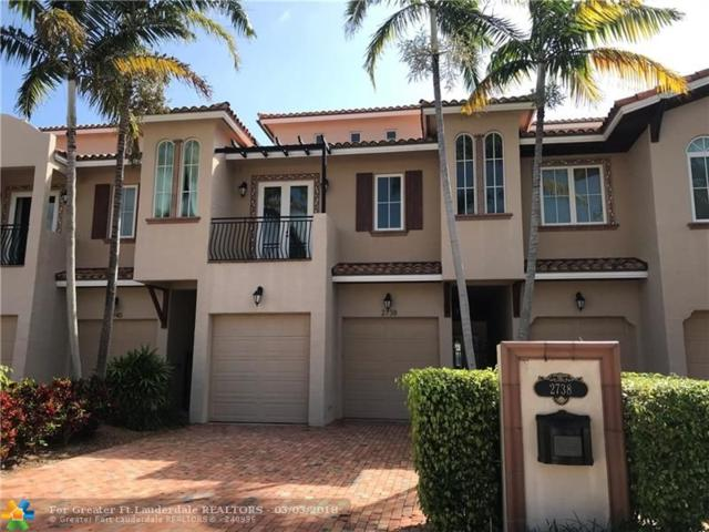 2738 NE 14th St #2738, Fort Lauderdale, FL 33304 (MLS #F10110359) :: Green Realty Properties