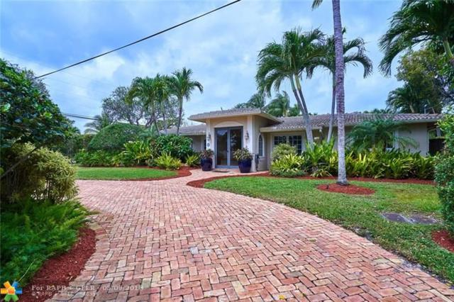 2625 NE 26th Pl, Fort Lauderdale, FL 33306 (MLS #F10110536) :: Green Realty Properties