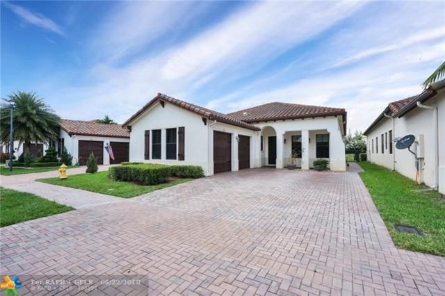 8519 NW 41st St, Cooper City, FL 33024 (MLS #F10110723) :: Green Realty Properties