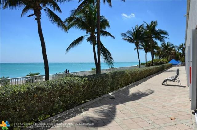 6051 N Ocean Dr Ph5, Hollywood, FL 33019 (MLS #F10110887) :: Green Realty Properties