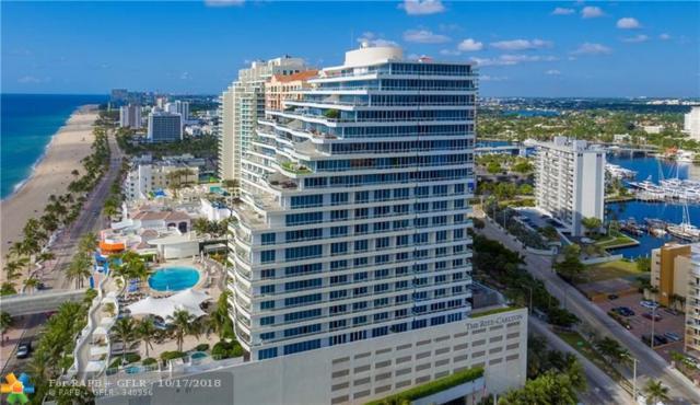 1 N Fort Lauderdale Beach Blvd #1804, Fort Lauderdale, FL 33304 (MLS #F10111087) :: Green Realty Properties