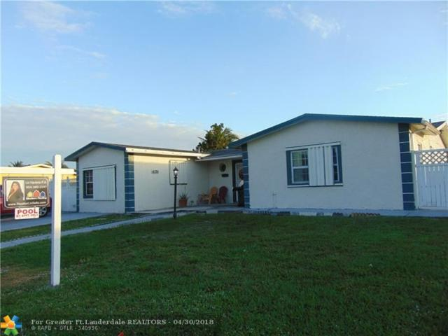 6730 Kimberly Blvd, North Lauderdale, FL 33068 (MLS #F10111147) :: Green Realty Properties