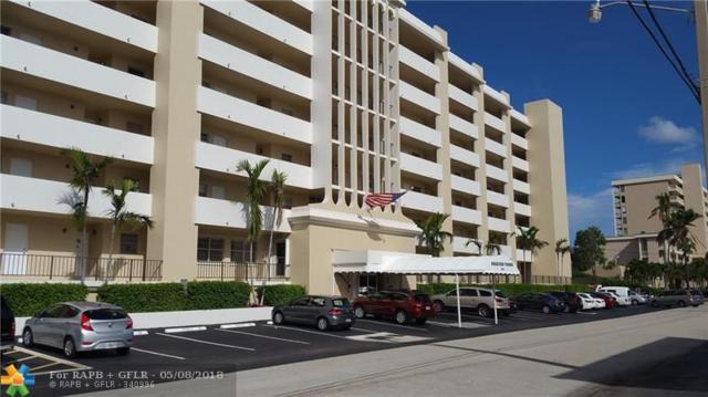 3051 NE 48 Street #401, Fort Lauderdale, FL 33308 (MLS #F10111190) :: Green Realty Properties