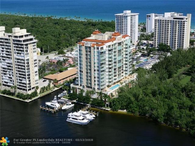 2845 NE 9th St #602, Fort Lauderdale, FL 33304 (MLS #F10111244) :: Green Realty Properties