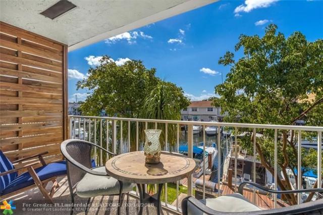 2400 NE 16th St #211, Pompano Beach, FL 33062 (MLS #F10111352) :: Green Realty Properties