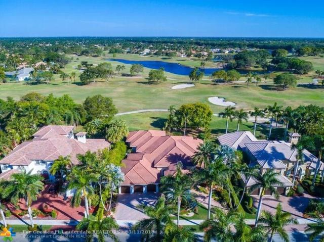 2535 Sanctuary Dr, Weston, FL 33327 (MLS #F10111531) :: Green Realty Properties