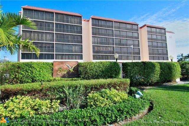 740 S Federal Hwy #204, Pompano Beach, FL 33062 (MLS #F10111660) :: Green Realty Properties