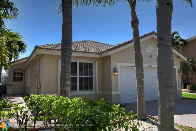 15066 SW 22nd St, Miramar, FL 33027 (MLS #F10111697) :: Green Realty Properties