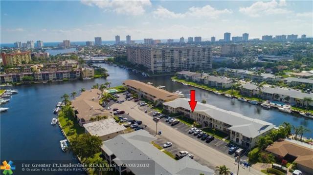 708 SE 7th Ave #13, Pompano Beach, FL 33060 (MLS #F10111765) :: Green Realty Properties