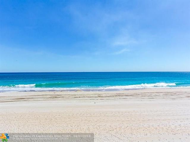 2409 N Ocean Blvd #526, Fort Lauderdale, FL 33305 (MLS #F10111797) :: Green Realty Properties