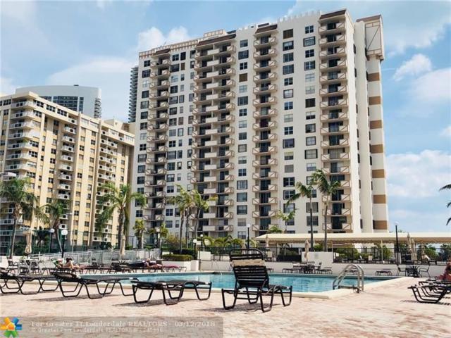1865 S Ocean Dr 15H, Hallandale, FL 33009 (MLS #F10111821) :: Green Realty Properties