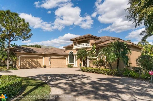 5996 Pinewood Ave, Parkland, FL 33067 (MLS #F10111858) :: Green Realty Properties