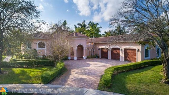 2251 Dorado Ave, Davie, FL 33324 (MLS #F10111973) :: Green Realty Properties