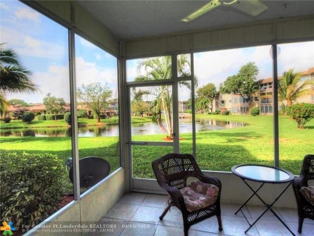 3505 NW 48th Ave #413, Lauderdale Lakes, FL 33319 (MLS #F10112157) :: Green Realty Properties