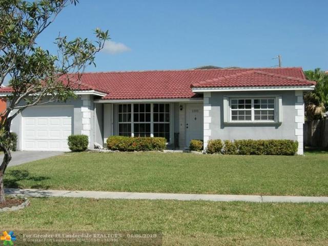1305 Funston St, Hollywood, FL 33019 (MLS #F10112308) :: Green Realty Properties