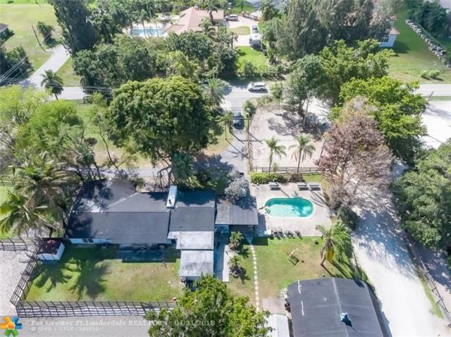 13901 SW 26th St, Davie, FL 33325 (MLS #F10112330) :: Green Realty Properties