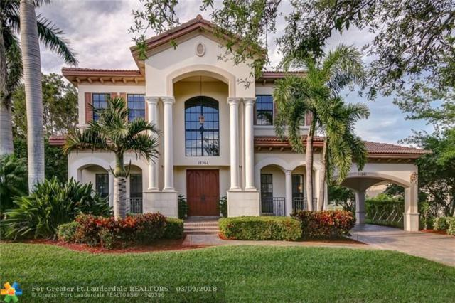 10261 Majestic Trl, Parkland, FL 33076 (MLS #F10112503) :: Green Realty Properties