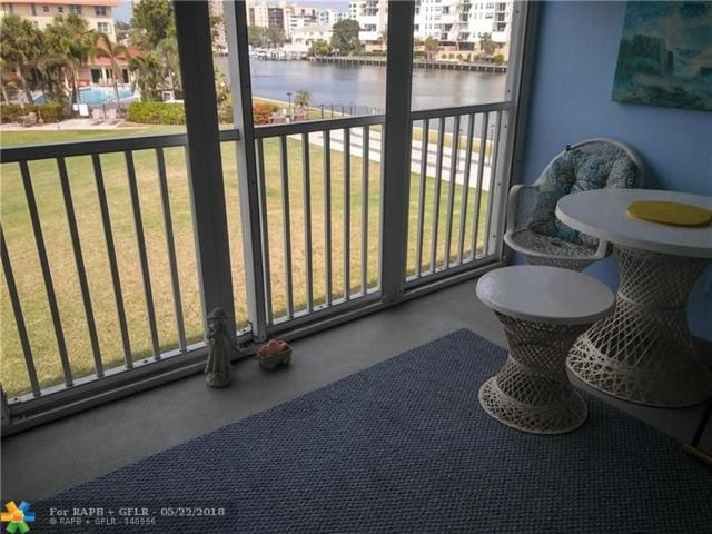 3100 NE 48th Ct #311, Lighthouse Point, FL 33064 (MLS #F10112559) :: Green Realty Properties