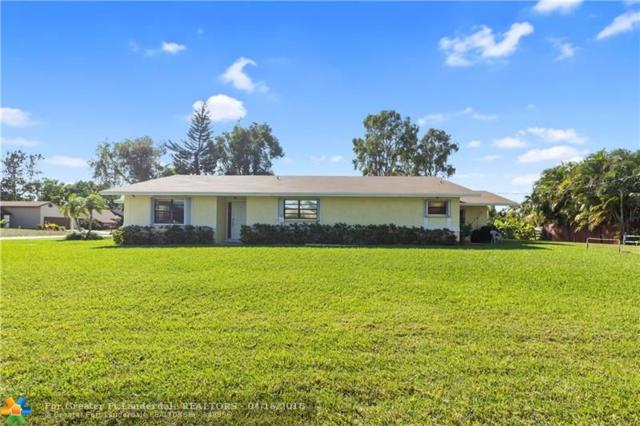 11801 NW 27th Ct, Plantation, FL 33323 (MLS #F10112583) :: Green Realty Properties