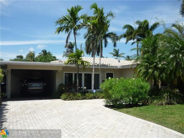 1513 NE 18th St, Fort Lauderdale, FL 33305 (MLS #F10112816) :: Green Realty Properties