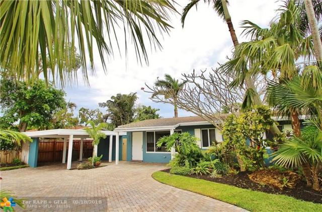 333 NE 27th Dr, Wilton Manors, FL 33334 (MLS #F10112911) :: Green Realty Properties
