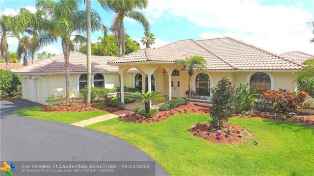 5437 W Leitner Dr, Coral Springs, FL 33067 (MLS #F10113596) :: Green Realty Properties