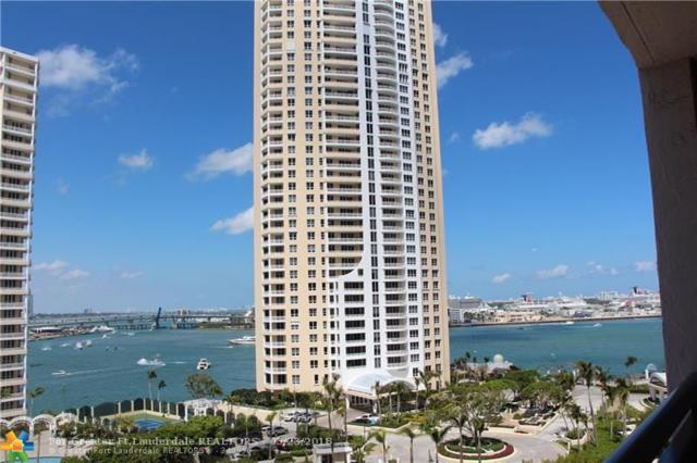 540 Brickell Key Dr #1413, Miami, FL 33131 (MLS #F10113598) :: Green Realty Properties