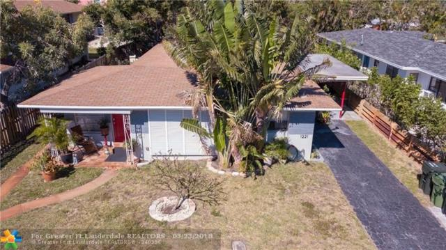 1219-1221 NE 18th Ave, Fort Lauderdale, FL 33304 (MLS #F10113972) :: Green Realty Properties