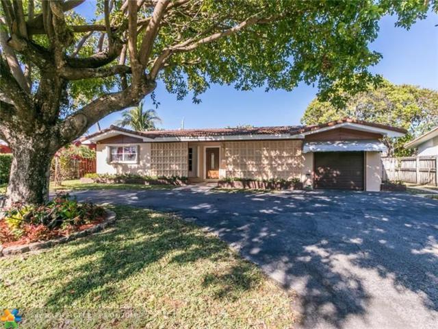 4731 NE 19th Ave, Fort Lauderdale, FL 33308 (MLS #F10114215) :: Green Realty Properties