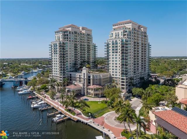 610 W Las Olas Blvd 1213N, Fort Lauderdale, FL 33312 (MLS #F10114290) :: Green Realty Properties