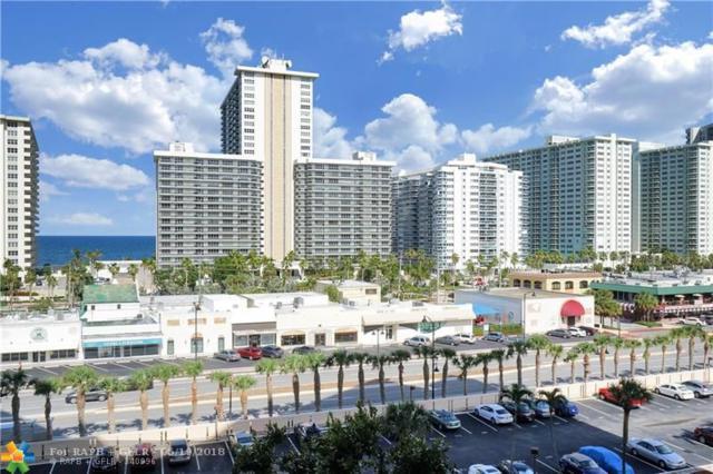 3300 NE 36th St #712, Fort Lauderdale, FL 33308 (MLS #F10114697) :: Green Realty Properties
