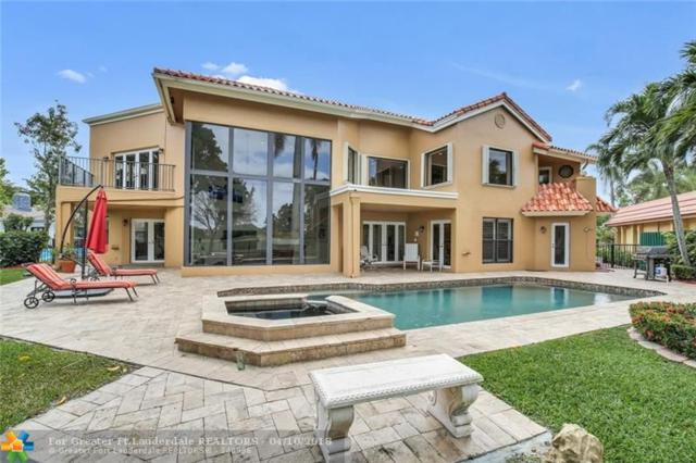 8781 N Lake Dasha Dr, Plantation, FL 33324 (MLS #F10114723) :: Green Realty Properties