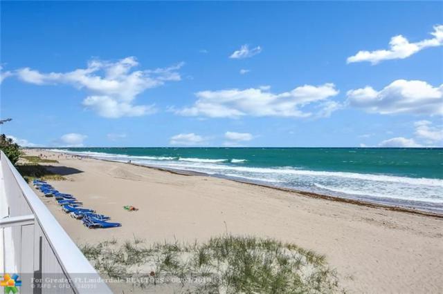3900 N Ocean Dr 17C, Lauderdale By The Sea, FL 33308 (MLS #F10114918) :: Green Realty Properties