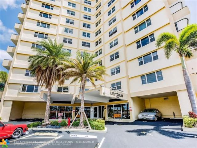 1200 Hibiscus Ave #604, Pompano Beach, FL 33062 (MLS #F10114948) :: Green Realty Properties