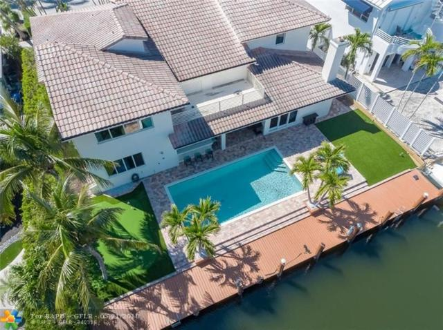 68 Fiesta Way, Fort Lauderdale, FL 33301 (MLS #F10115266) :: Green Realty Properties