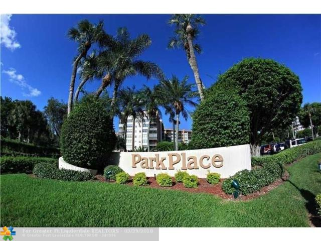 1200 Saint Charles Pl #714, Pembroke Pines, FL 33026 (MLS #F10115272) :: Green Realty Properties