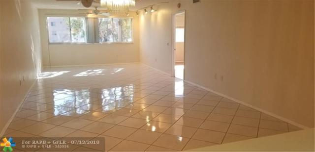 2503 N Nob Hill Rd #202, Sunrise, FL 33322 (MLS #F10115273) :: Green Realty Properties