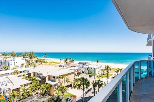 801 Briny Ave #704, Pompano Beach, FL 33062 (MLS #F10115453) :: Green Realty Properties