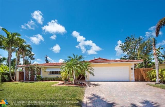 3321 NE 17th Way, Oakland Park, FL 33334 (MLS #F10115662) :: Green Realty Properties