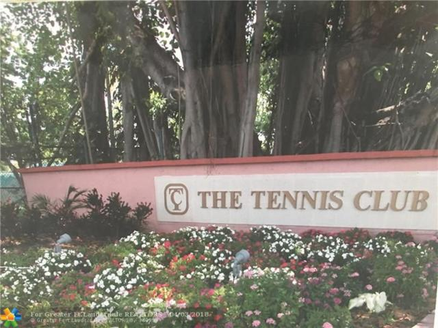 620 Tennis Club Dr #304, Fort Lauderdale, FL 33311 (MLS #F10115859) :: Green Realty Properties