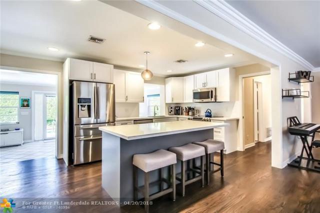 5910 NE 21st Ave, Fort Lauderdale, FL 33308 (MLS #F10116086) :: Green Realty Properties