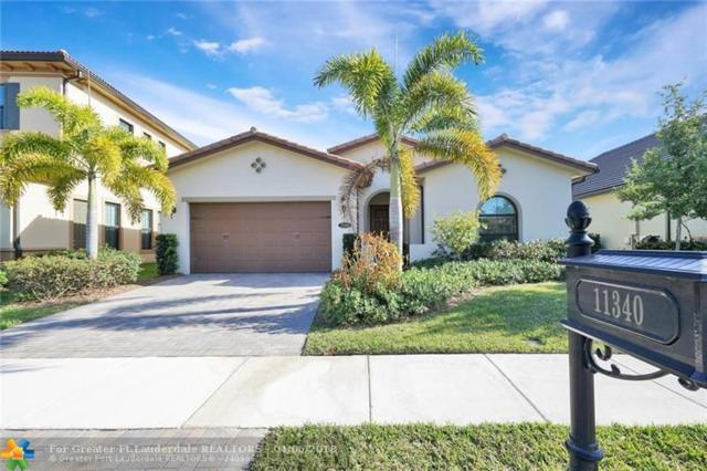 11340 Watercrest Cir E, Parkland, FL 33076 (MLS #F10116143) :: Green Realty Properties