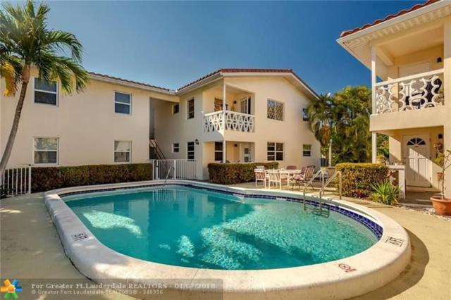 2591 NE 55th Ct #203, Fort Lauderdale, FL 33308 (MLS #F10116445) :: Green Realty Properties