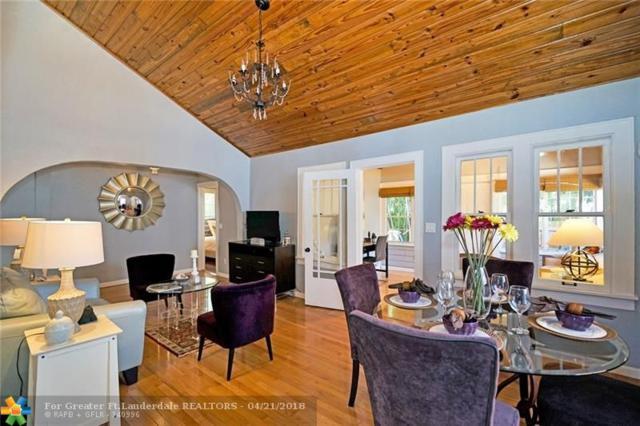 725 NE 17th Rd, Fort Lauderdale, FL 33304 (MLS #F10116557) :: Green Realty Properties