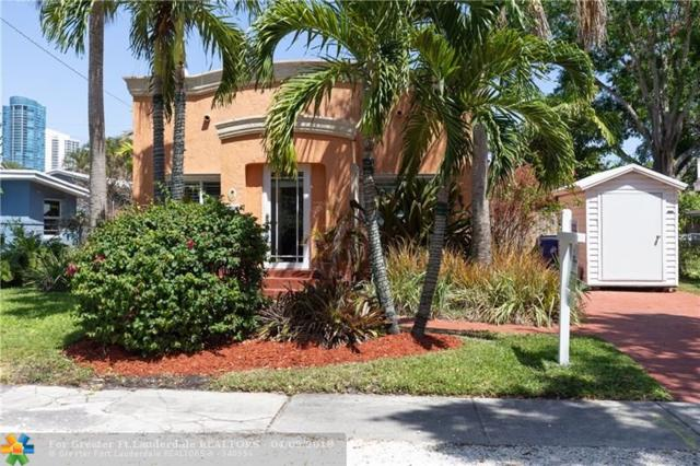 608 SW 6th Ave, Fort Lauderdale, FL 33315 (MLS #F10116621) :: Green Realty Properties