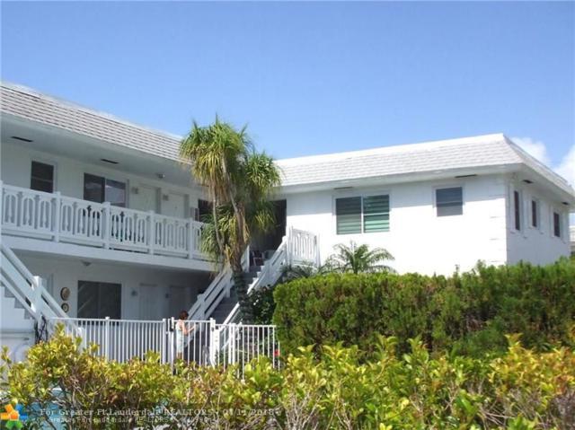 555 Orton Avenue #4, Fort Lauderdale, FL 33304 (MLS #F10116664) :: Green Realty Properties