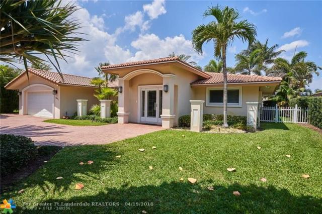 2891 NE 23rd St, Pompano Beach, FL 33062 (MLS #F10116829) :: Green Realty Properties