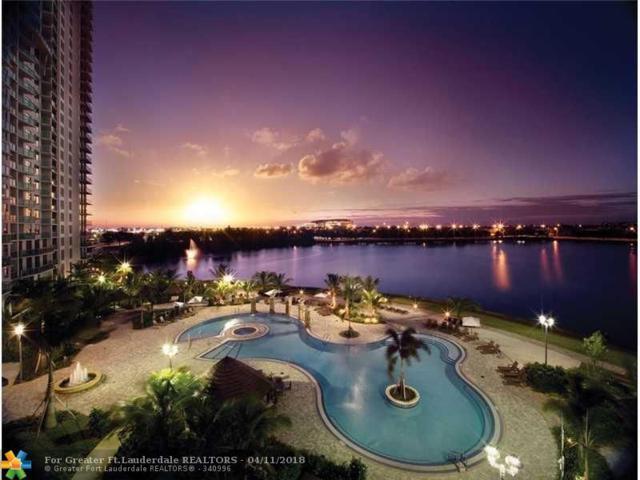 2681 N Flamingo Rd 2402S, Sunrise, FL 33323 (MLS #F10116835) :: Green Realty Properties