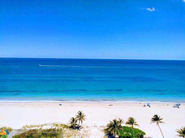 1390 S Ocean Blvd 12F, Pompano Beach, FL 33062 (MLS #F10117044) :: Green Realty Properties